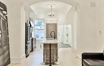 Eclectic Main Floor Suite