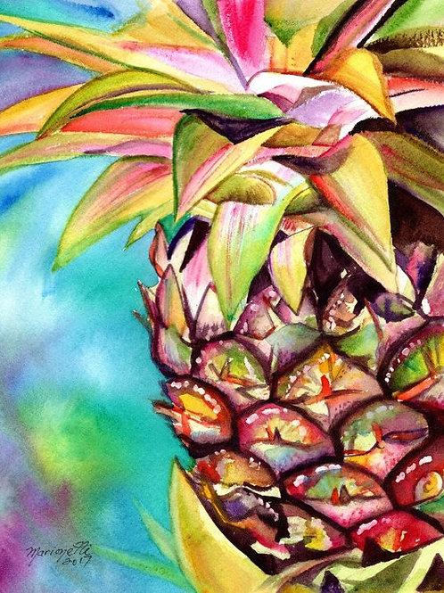 """Delightful Pineapple"""