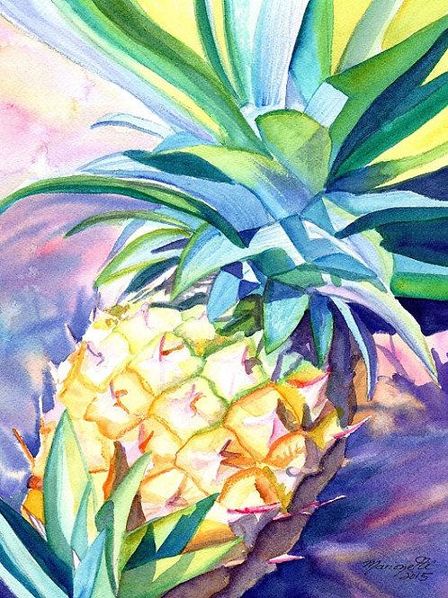 """""""Kauai Pineapple 3"""""""
