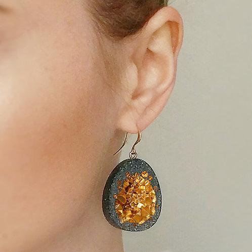 Leonora Tear Drop Earrings