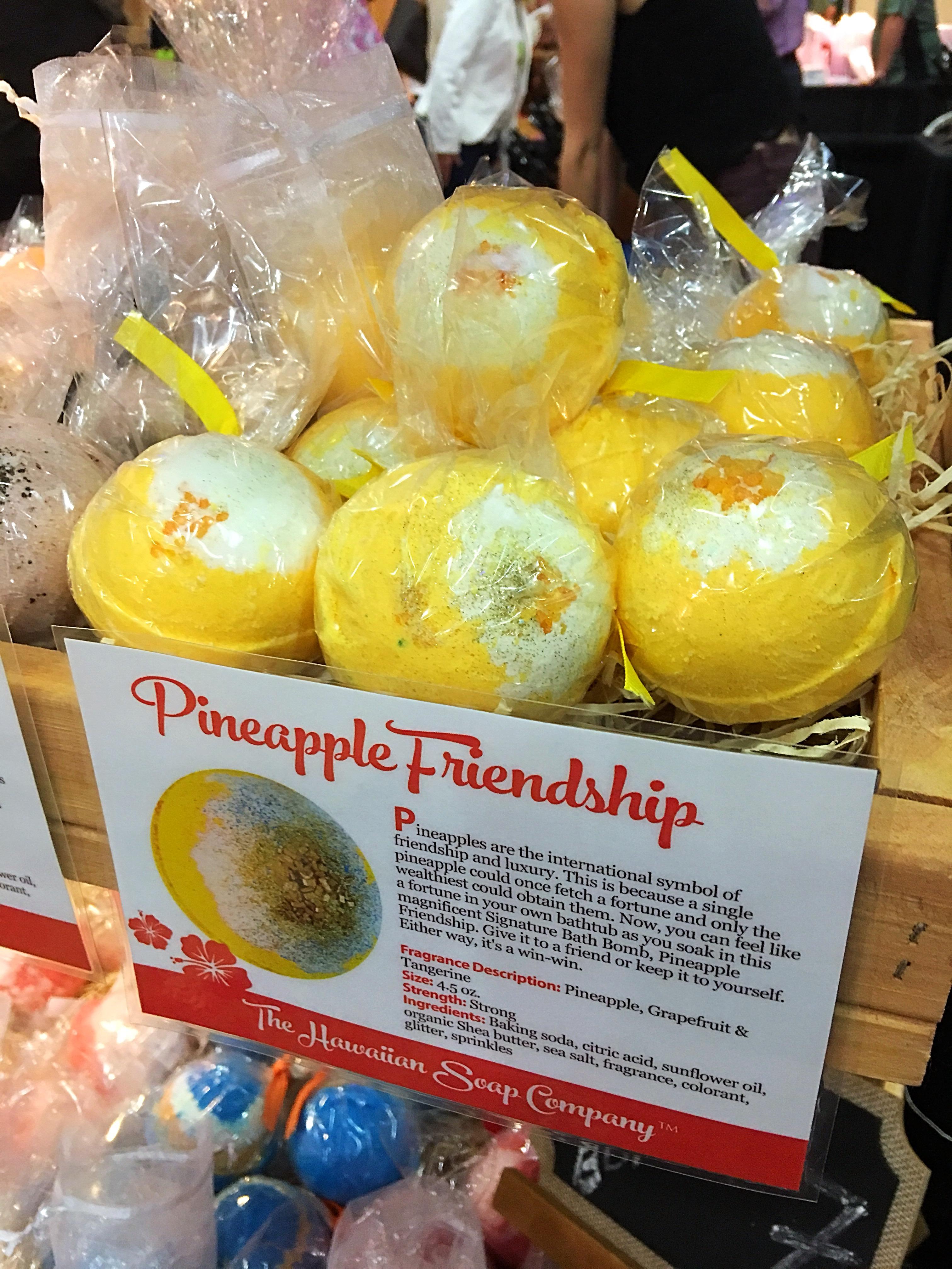 Pineapple Friendship