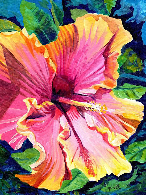 """""""Tropical Bliss Hibiscus"""""""