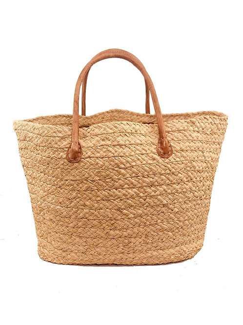 Traditional French Market Bag