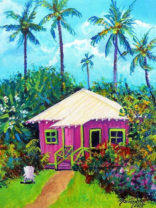 """""""Pink Plantation Cottage"""""""