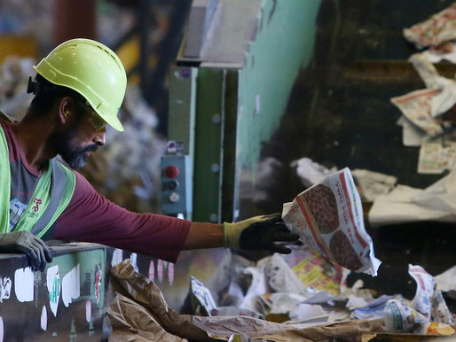 City of Tucson to cut back on recycling pickup in cost-cutting measure