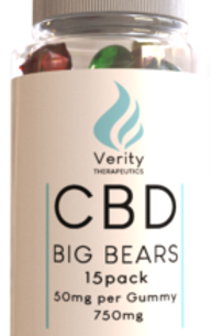 Verity Big Bear Gummies