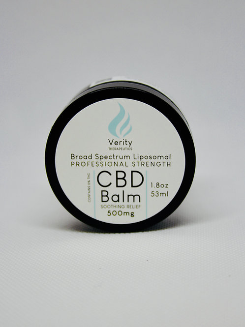 CBD Balm | 500mg | 2 oz.
