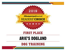 ReadersChoice_Certificates_Arie's Doglan