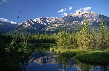 Banff - Bow River Valley - Alberta Touri