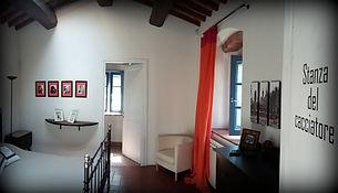Camere Agriturismo B&B Tananei Marliana vicino Montecatini Terme Pistoia Lucca Firenze Toscana