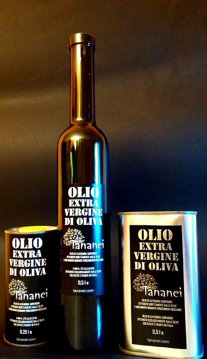 Olio Extra Vergine di Oliva Tananei Marliana Valdinievole Montecatini Terme Toscana