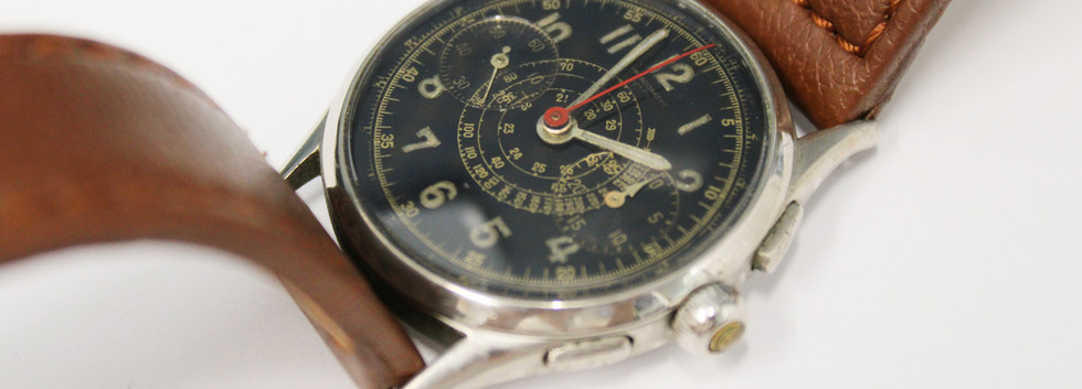 Royce Gents Rare Military Swiss Vintage Wristwatch