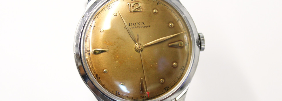 SW148 Doxa Gents Vintage Wristwatch
