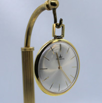 Dugena Gold Plated Pocket Watch