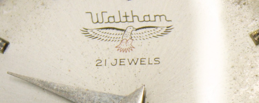 CW156 Waltham Gents Wristwatch