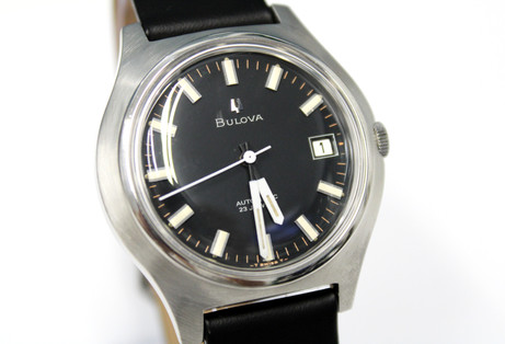 CW113 Bulova Vintage Gents Wristwatch