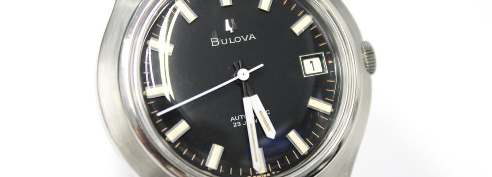 CW113 Bulova Vintage Gents Wristwatch