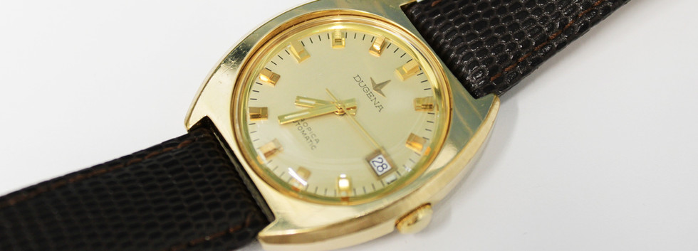 CW153 Dugena Vintage Gents Wristwatch