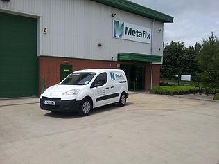 Metafix (UK) Ltd Office, warehouse, laboratory in Raunds