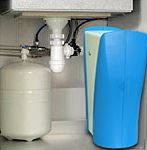 Metafix RO Water Unit Under Sink Cabinet