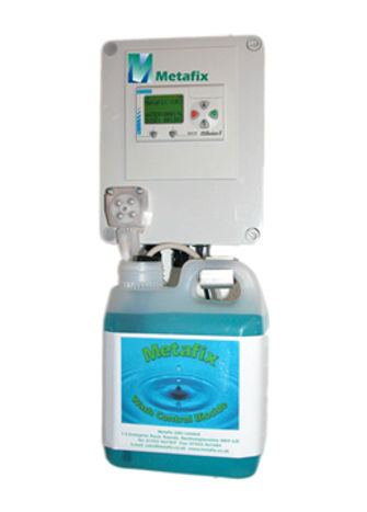 Automatic Bioslime Elimination System