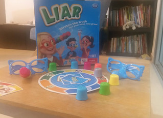 המלצה על משחק - שקרן