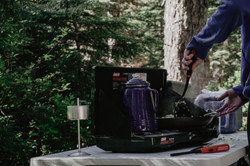 camping setup packages