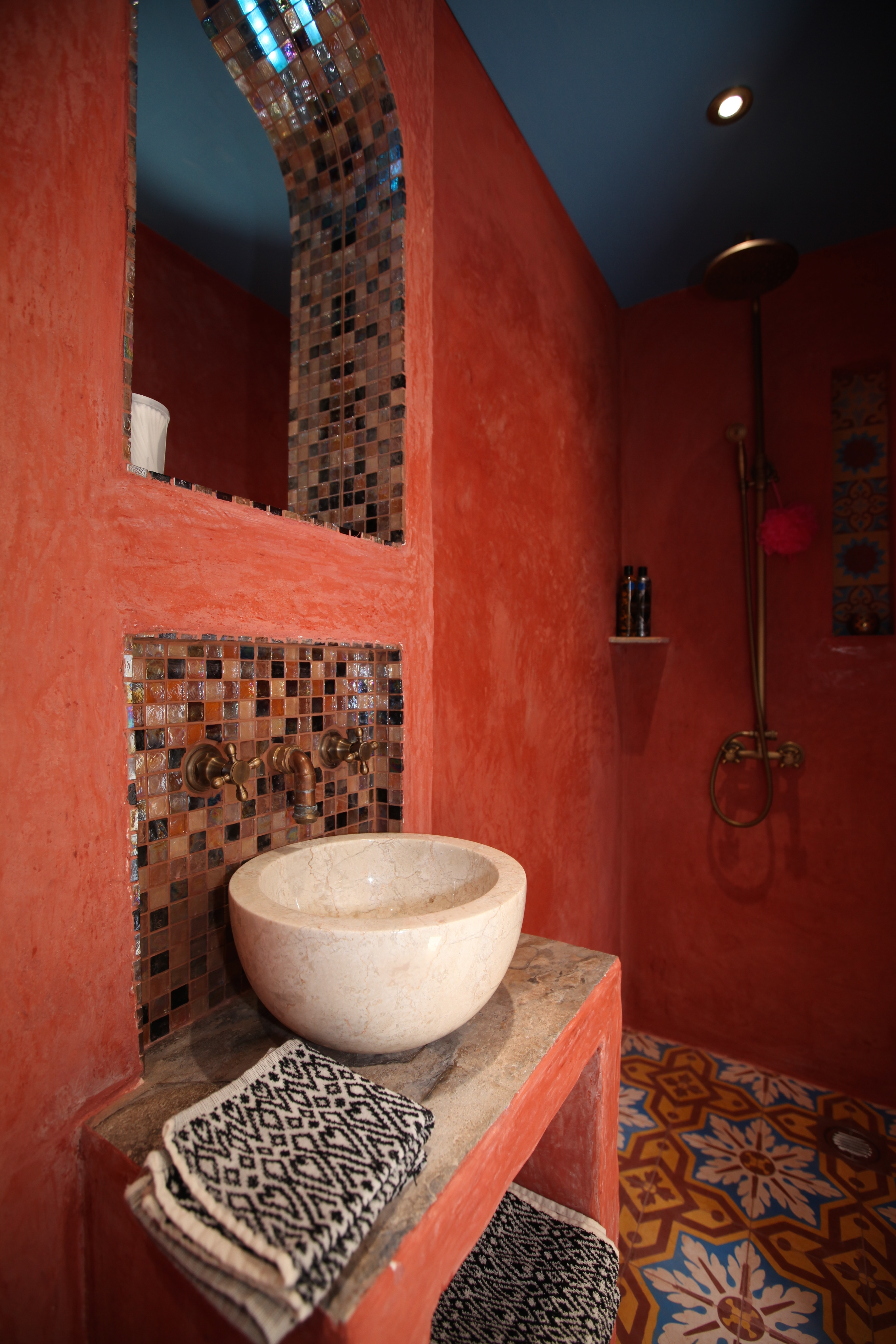 Luxury Themed Bathroom