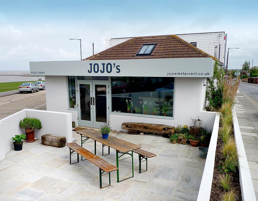 JoJo's exterior shot