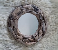 Driftwood Mirror Design