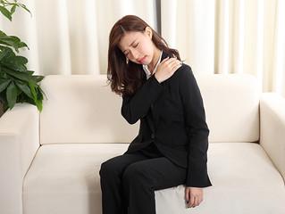 両肩と首のコリの症例