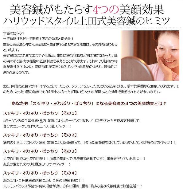 熊本市東区美容鍼歩きとからだ本舗はり灸治療院