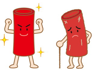 鍼治療の効果 ~血流増加編③~血漿