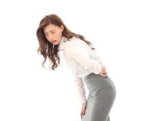 ぎっくり腰からの腰痛