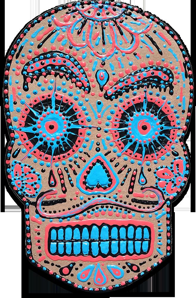 Sugar Skull  l © BLAME