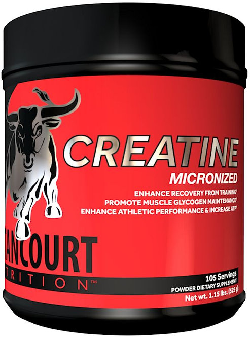 Betancourt Nutrition Creatine Micronized