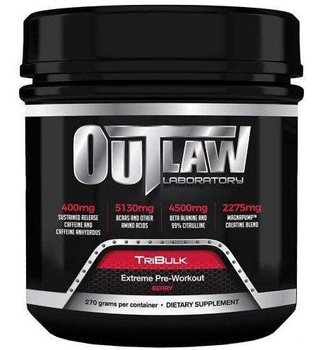 Outlaw Laboratory TriBulk Pre-Workout