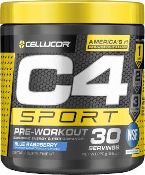 CellucorC4 Sport