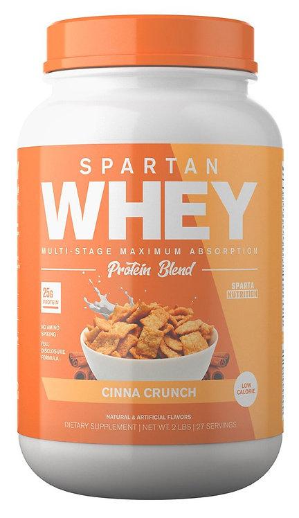 Sparta Nutrition Sparta Whey 2lbs