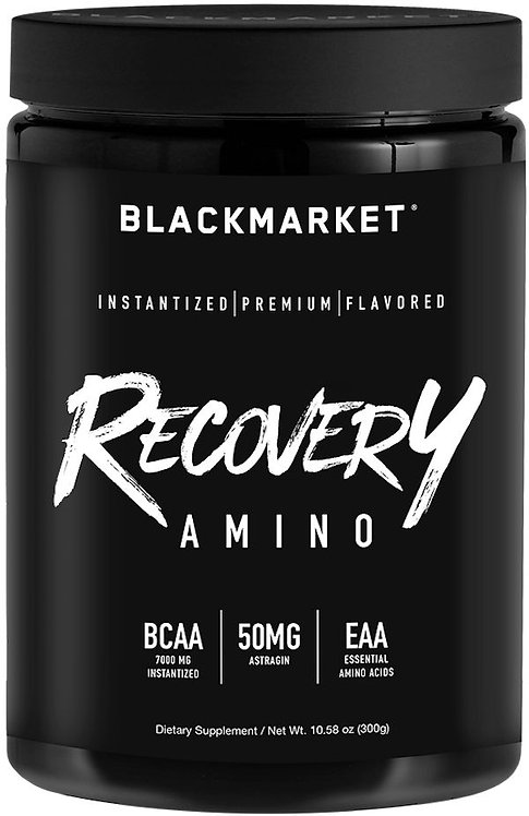 BlackMarket Labs Recovery