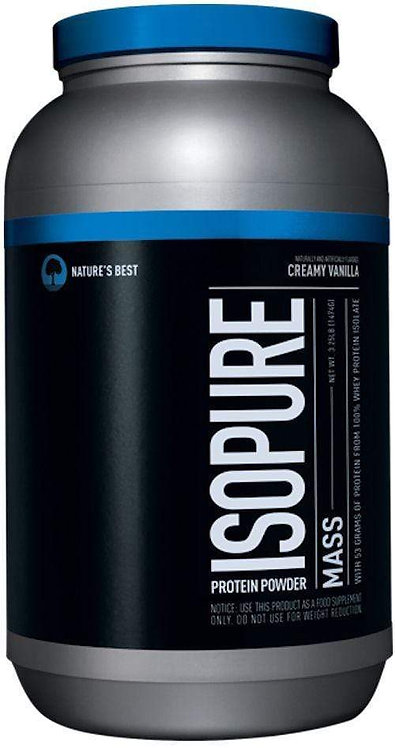 Nature's Best Isopure Mass 3.25lbs