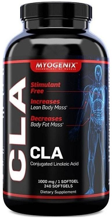 Myogenix CLA 240 softgels