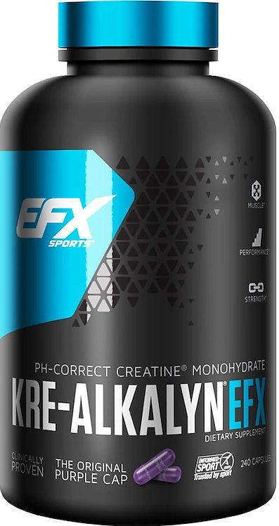 EFX Sports Kre-Alkalyn 240 Caps