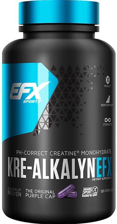 EFX Sports Kre-Alkalyn 120 caps