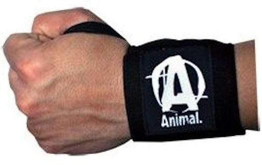 Universal Animal Wrist Wraps Black