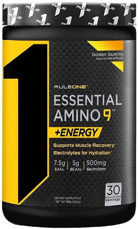 Rule 1 Essential Amino 9 +Energy 30 servings