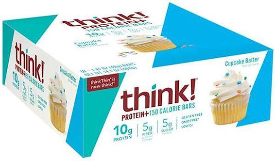 Think Thin Protein+ 150 Calorie Bars 10 box