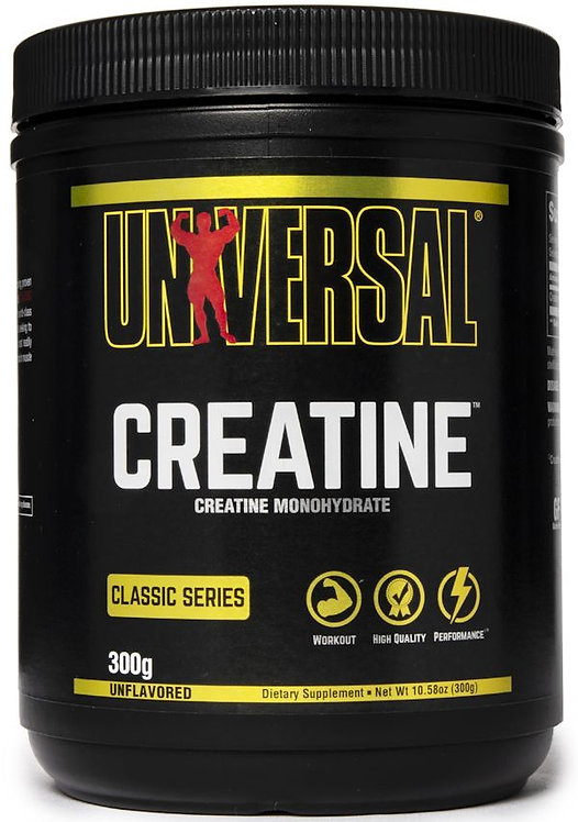 Universal Nutrition Creatine 300 gms