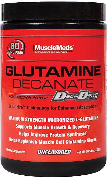 MuscleMeds Glutamine Decanate 60 servings