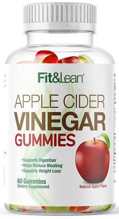 Fit&Lean Apple Cider Vinegar Gummies
